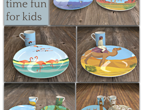 Make meal time fun for kids
