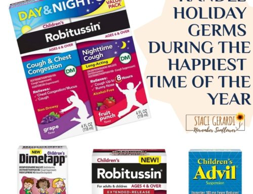 Handle holiday germs during the happiest time of the year