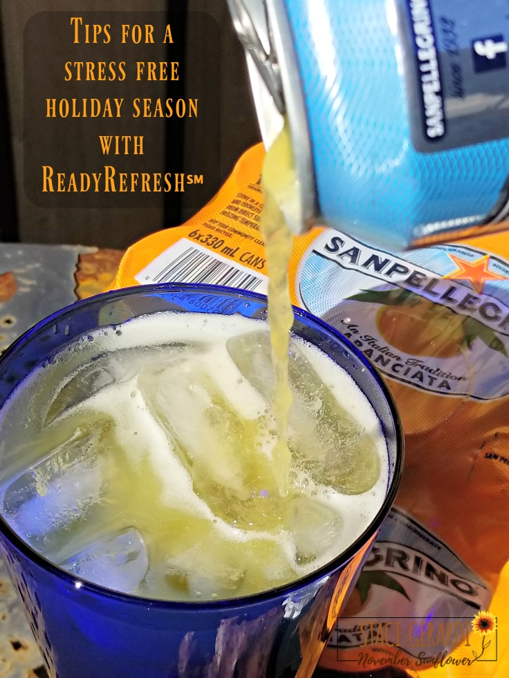 Tips for a stress free holiday season with ReadyRefresh℠