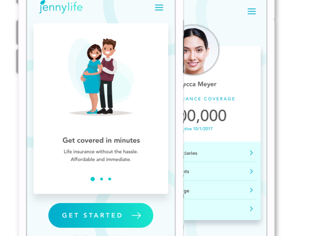 Jenny Life provides moms with an easier life insurance buying solution