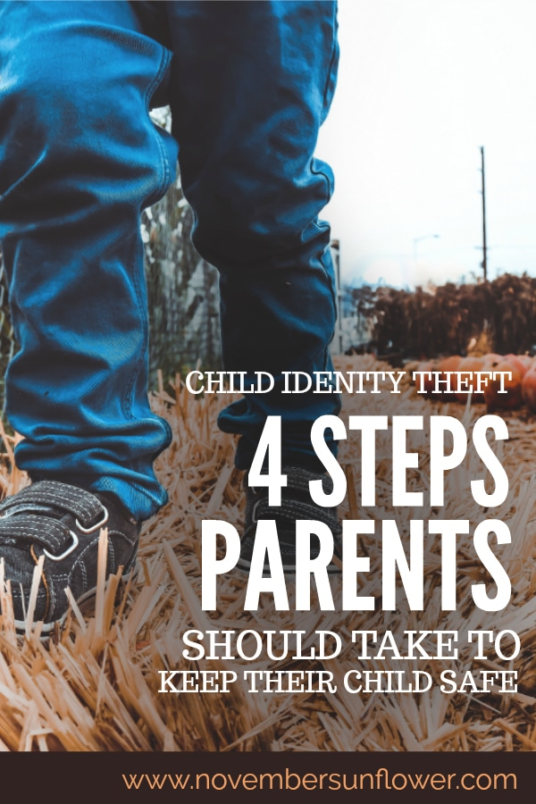 Child Identity Theft tips for parents