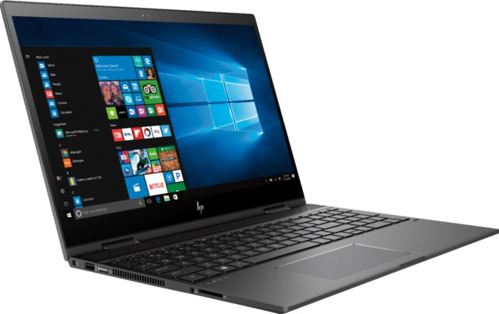HP Envy x360 two-in-one technology