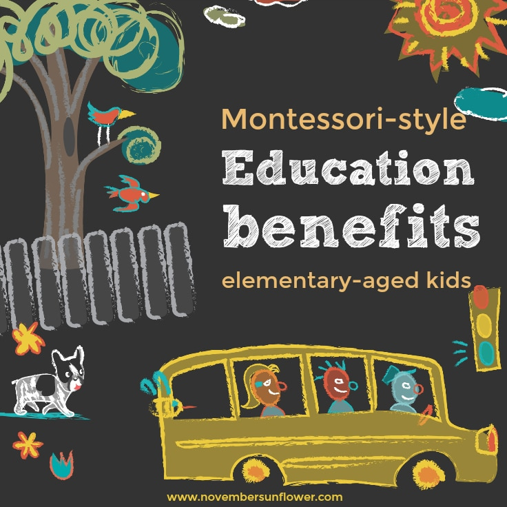 montessori-style education