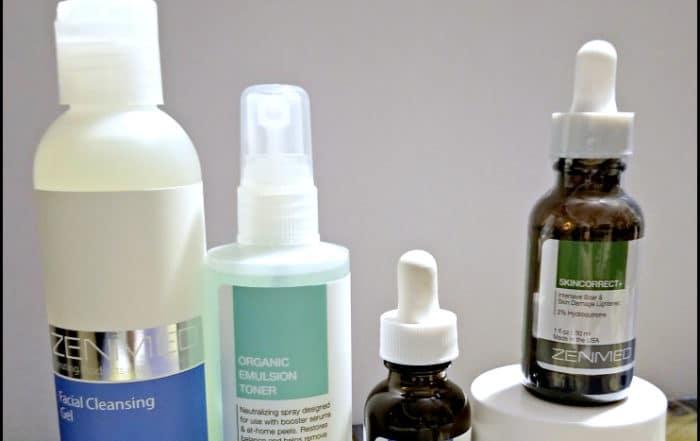Zenmed Skincare honest review