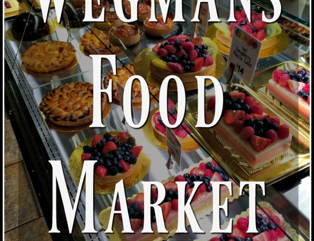 Wegmans Food Market: dedicated to their community