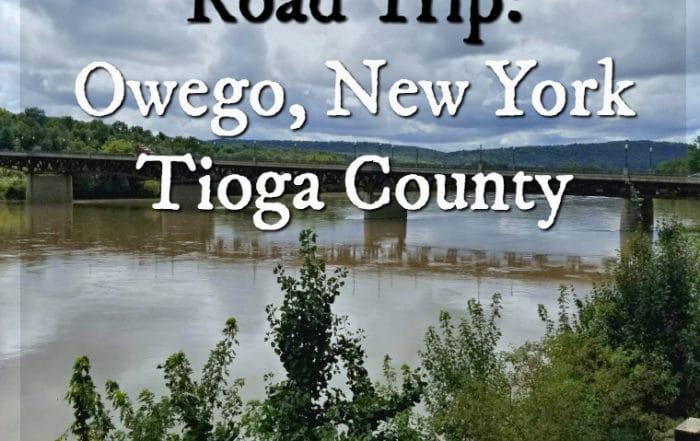 Historic Owego in Tioga County New York