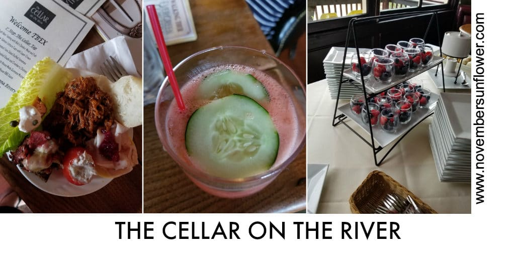 The Cellar on the River Restaurant Owego, New York