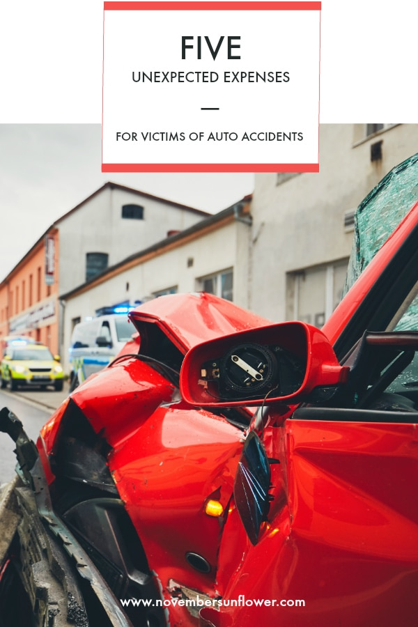 auto accidents expenses for victims