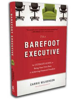 Barefoot Executive