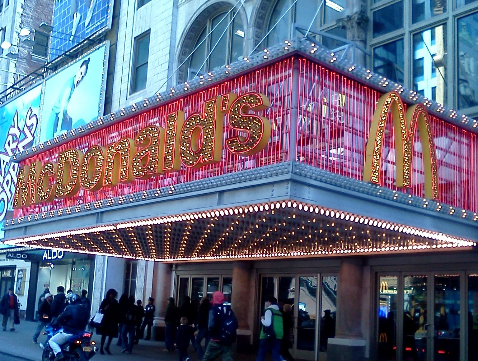 New York McDonald's