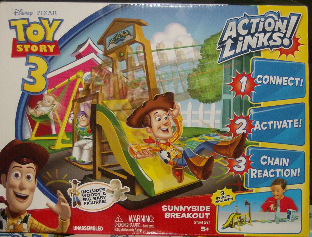 Toy Story 3 Stunt Set