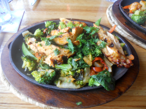 Sizzling Chili Lime Chicken