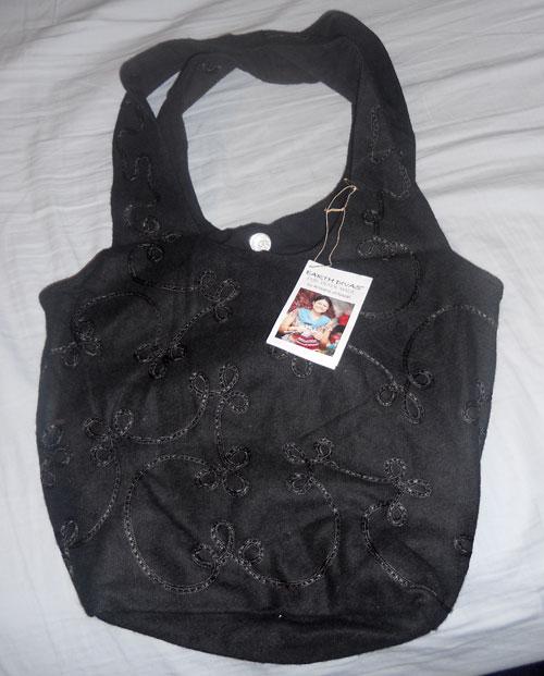 Earth Divas HOBO Handbag