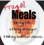 Frugal Healthy Meals