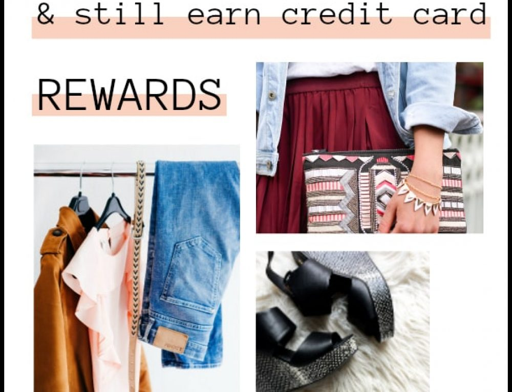 How to PAY CASH for your purchases & still earn credit card rewards