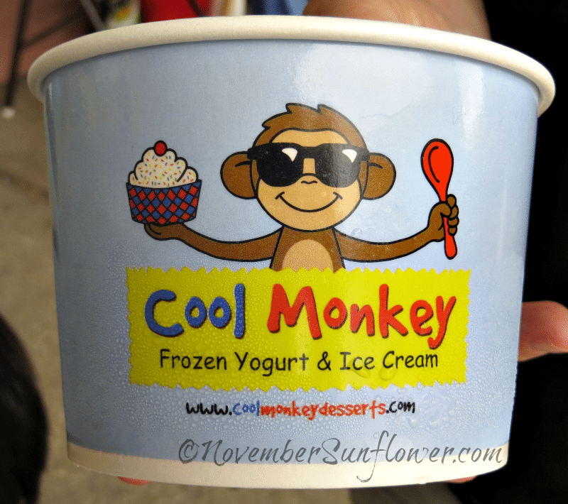 Cool Monkey Cup