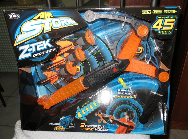 Zing Air Storm Z-Tek Cross Bow