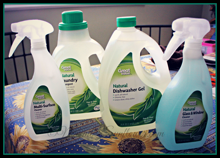 #walmart #WMTGreen #naturalcleaning #sponsored
