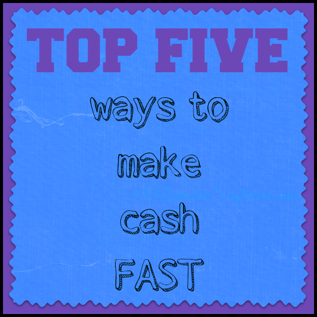 #makecashfast #top5quickcash