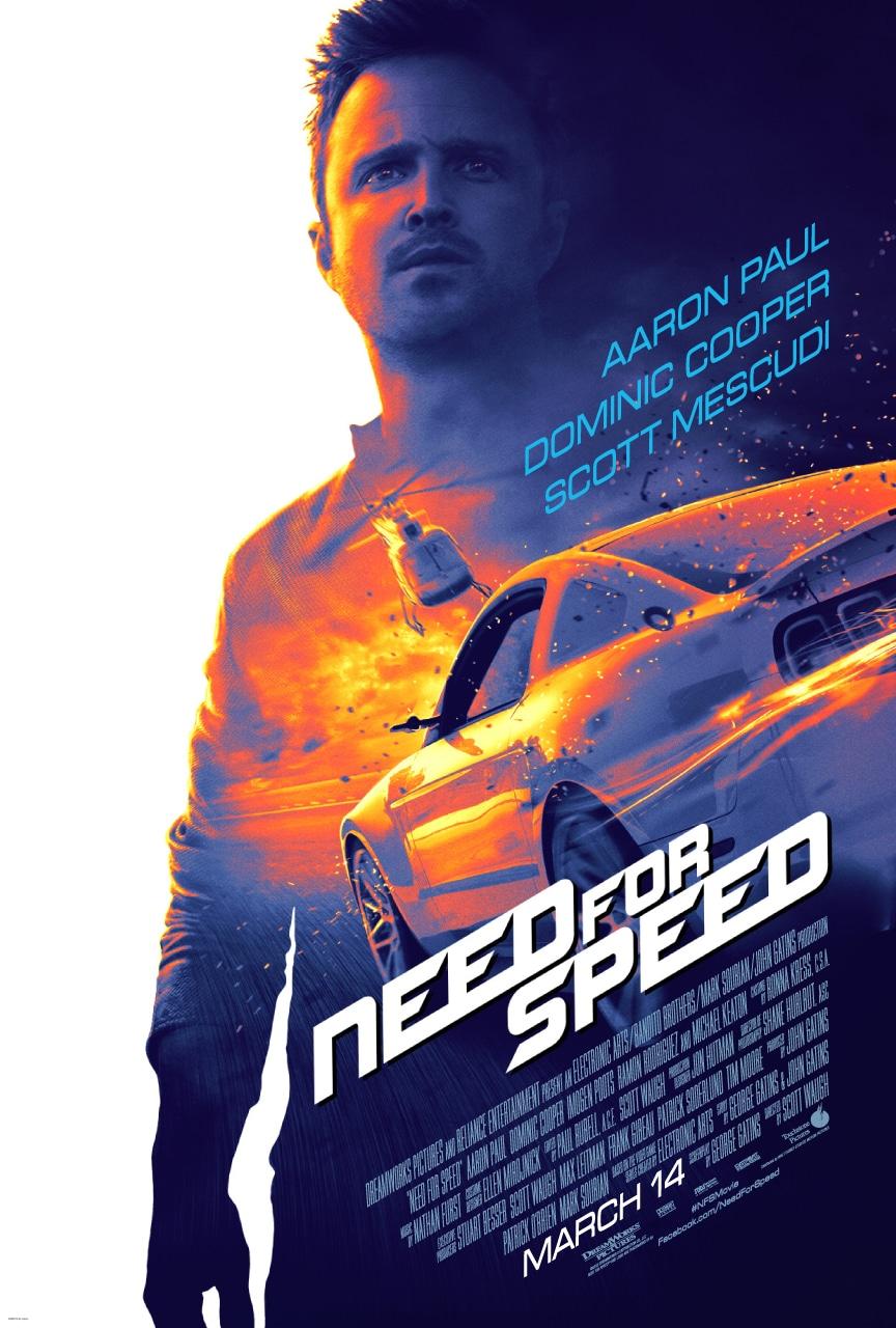 Need for Speed #aaronpaul #needforspeed