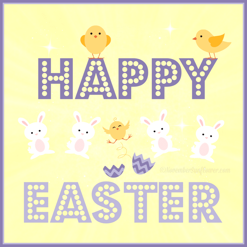 Happy Easter #easter