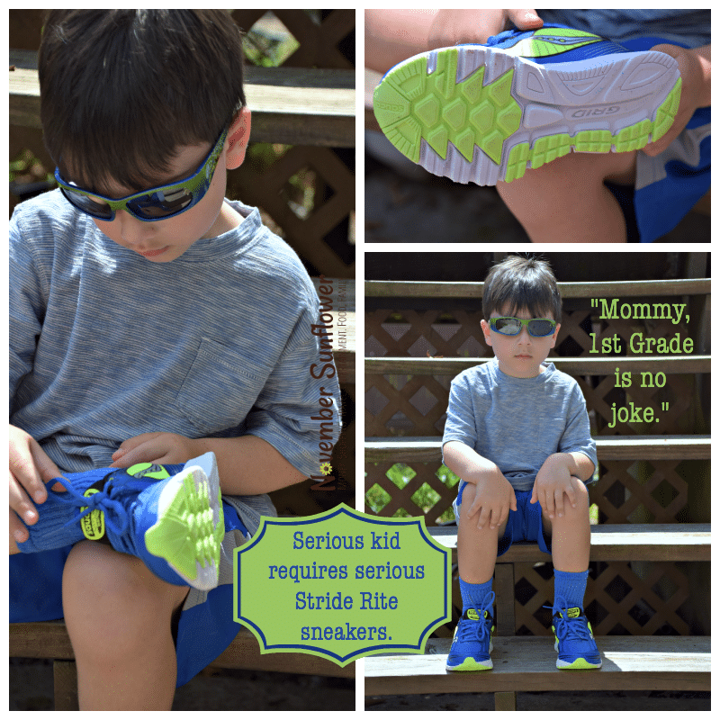 stride rite brings our smiles back #sponsored #striderite #backtoschool