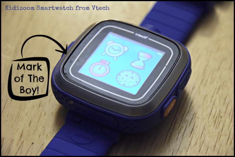 smartwatch for kids #kidizoom #vtech #sponsored