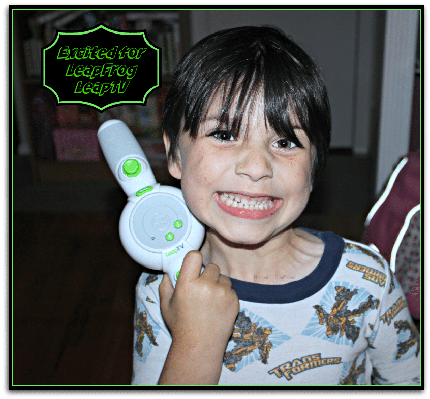 excited for leapfrog leaptv