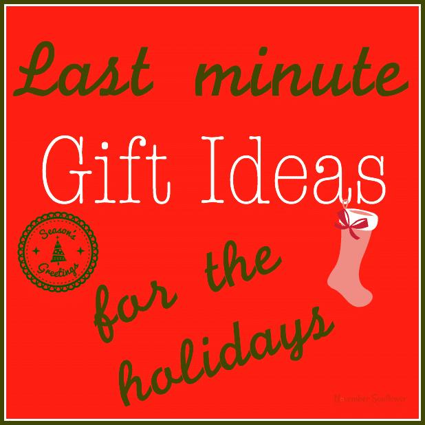 last minute gift ideas #giftideas #lastminutegiftideas