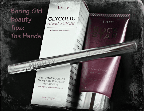 boring girl beauty tips the hands #boringgirlbeauty #beautytips
