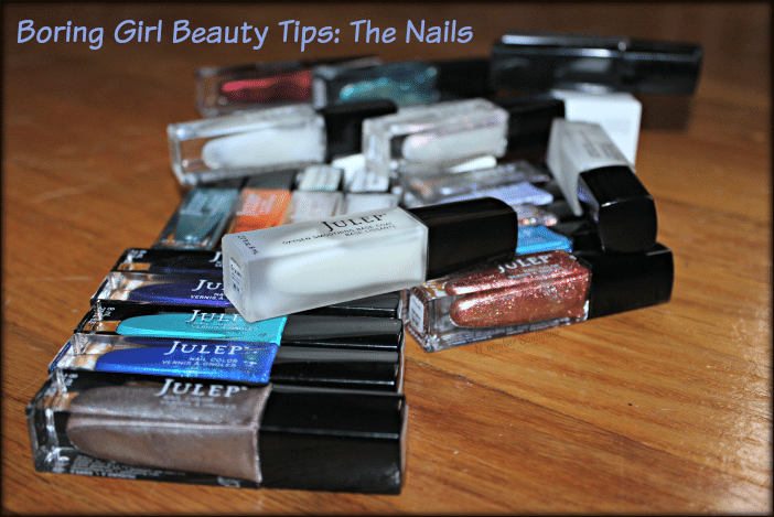 Boring Girl Beauty Tips The Nails #boringgirlbeauty #simplebeauty #beautywriter #ad