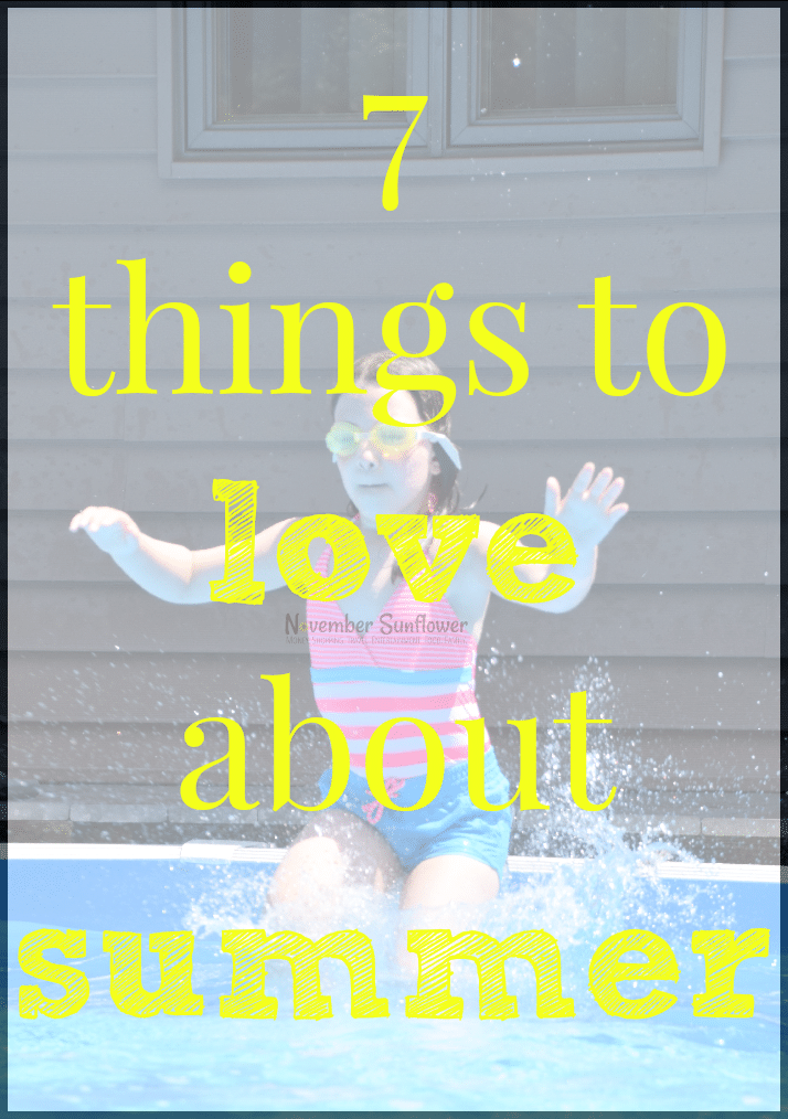 7 things to love about summer #chosenchixhop #summer #7onsaturday