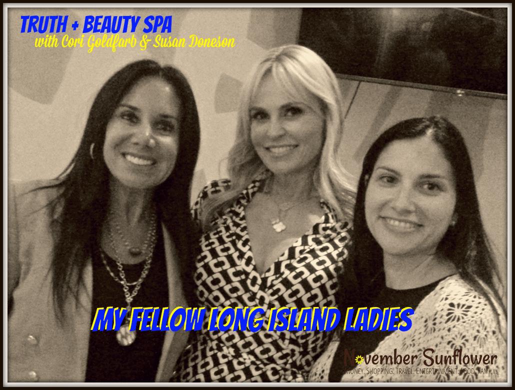 Truth + Beauty Spa on Long Island #secretsandwives #secretsandwivesfinale #itsnotasecretitultherapy #sponsored