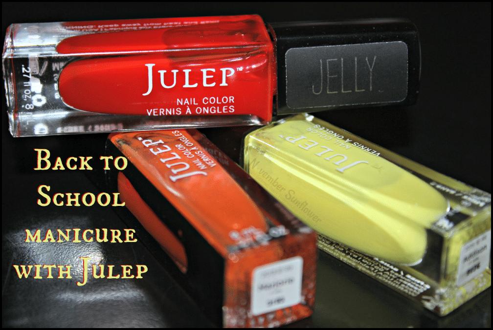 Back to School Manicure with Julep #julepmaven #BTSManicure #backtoschool [ad]