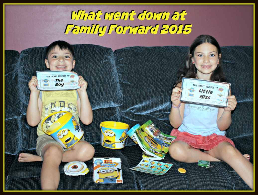 What went down at Family Forward 2015 #familyforward #universalmoments #familytravel #familyvacation #universalstudios #sponsored