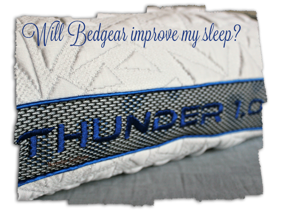 Will Bedgear improve my sleep? #bedgear #sleep #health [sponsored]