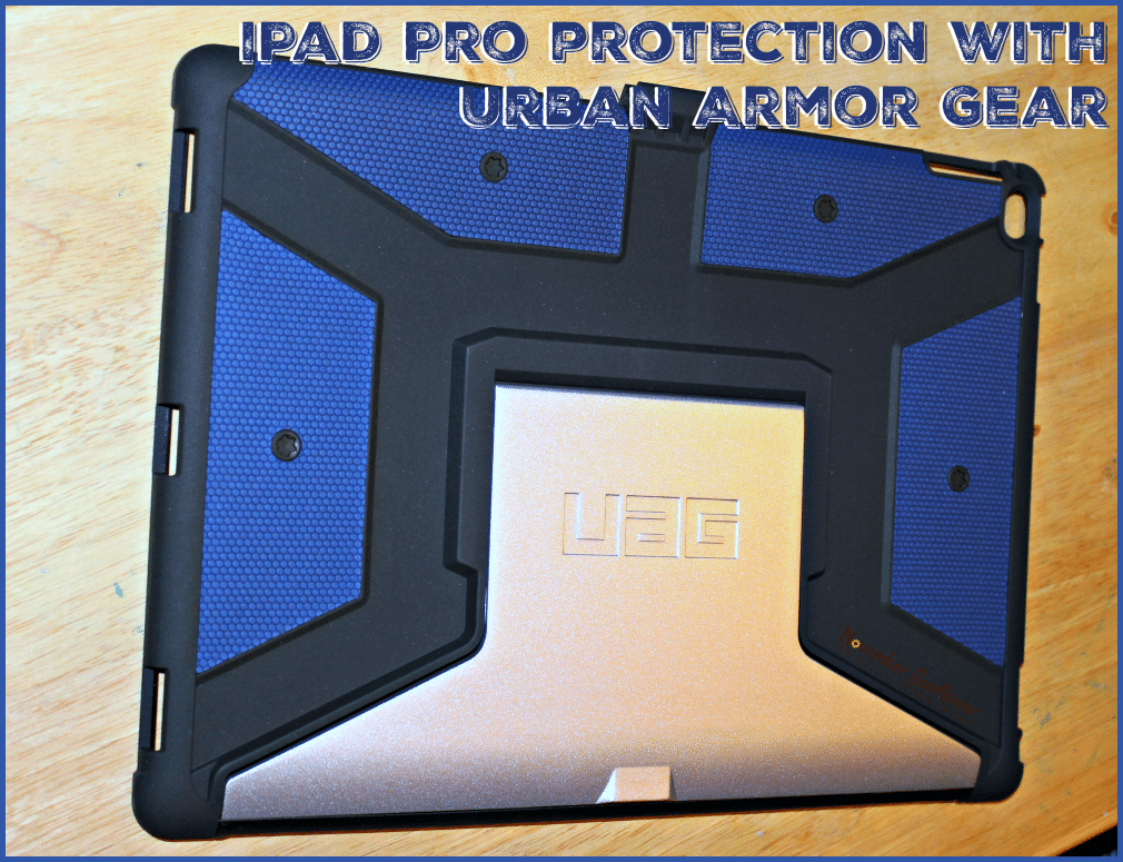iPad Pro Protection Urban Armor Gear #UAGCase #ipadpro #ipadprocase [sp]