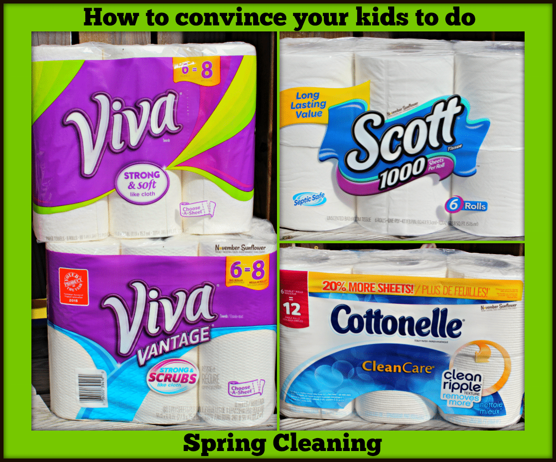 How to convince the kids to do Spring Cleaning #SpringClean16 #walmart [ad]