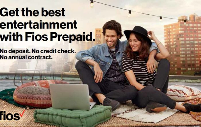 Verizon Fios Prepaid provides a new way to experience Fios internet, TV and phone