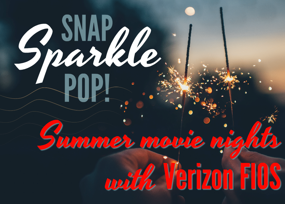 Summer movie nights with Verizon Fios