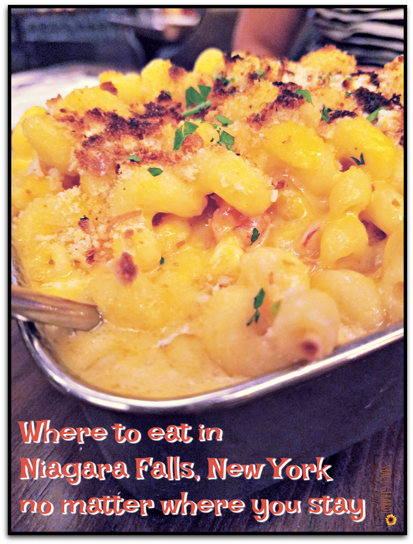 Where to eat in Niagara Falls New York no matter where you stay