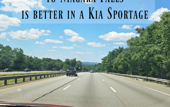 New York Road Trip Kia Sportage