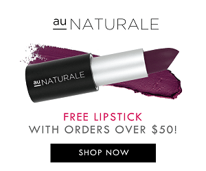 Clean Beauty Revolution Au Naturale Cosmetics Lipstick