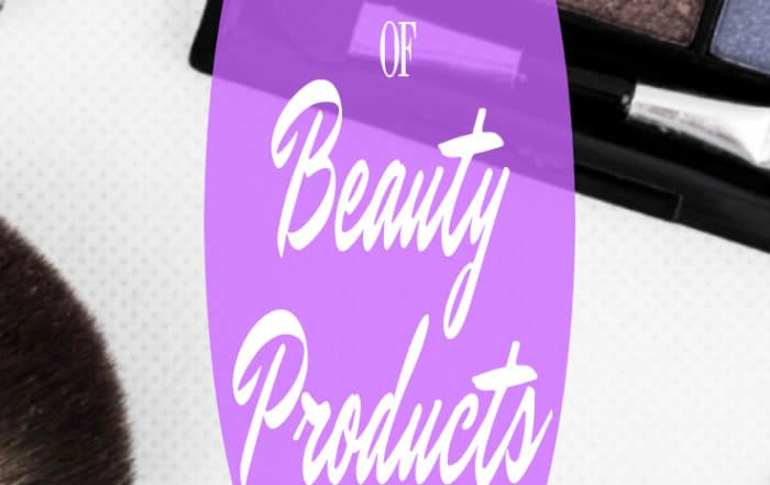 extend life of beauty products
