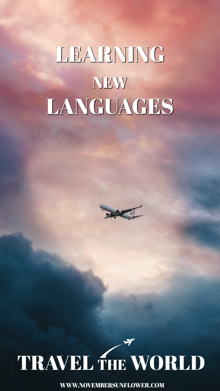Learning new languages easily