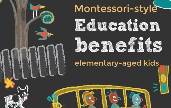 montessori-style education