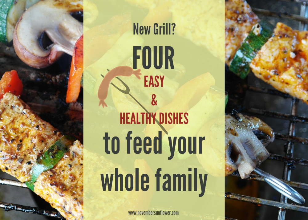 healthy dishes you can easily make on the grill