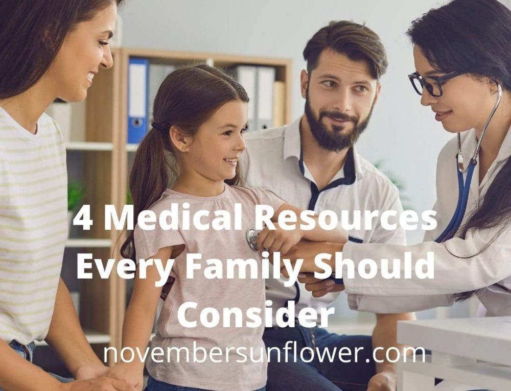 4 Family Medical Resources to Consider