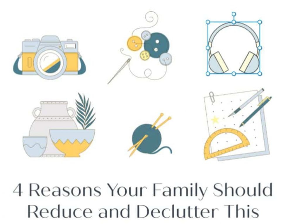 4 Reasons Your Family Should Reduce and Declutter This Summer