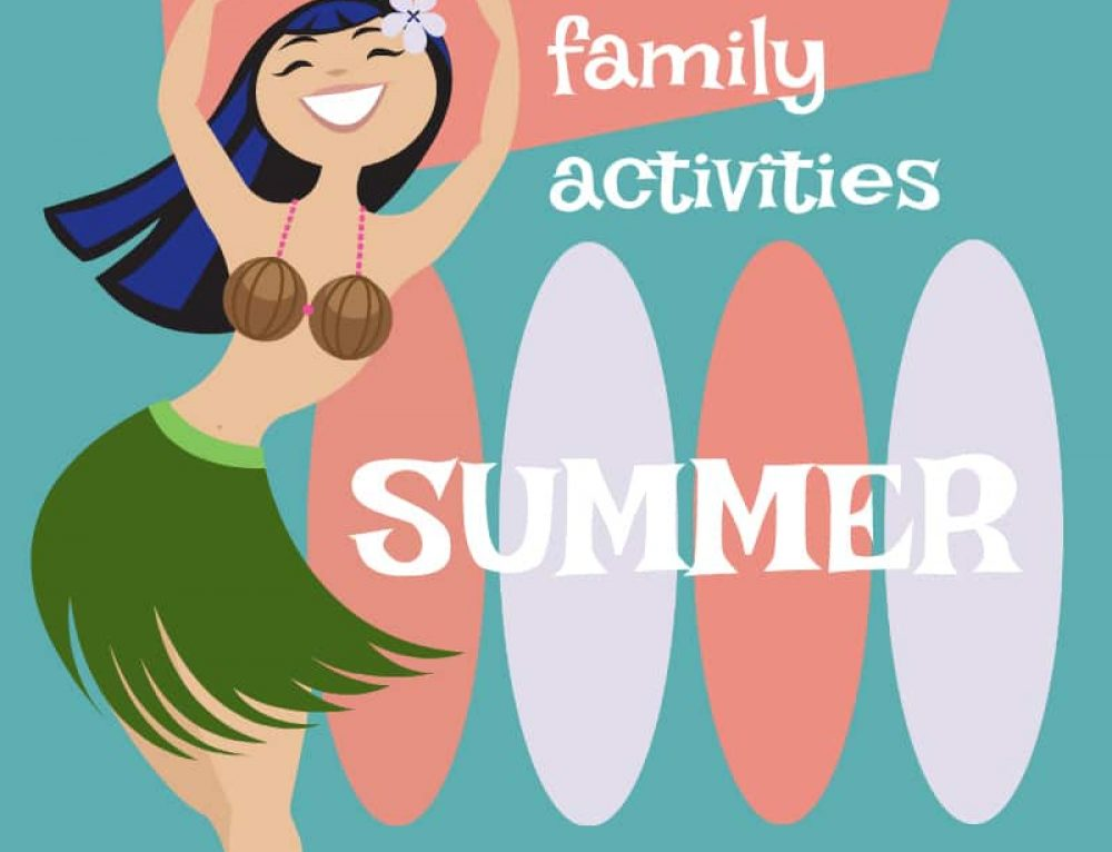 At-Home Fun: 5 Family Activities to Try This Summer